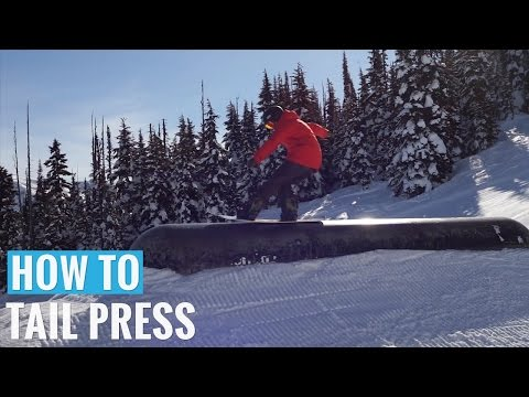 How To Tail Press