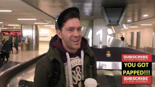 Andy Grammer talks about performing in Macy's Thanksgiving Day Parade