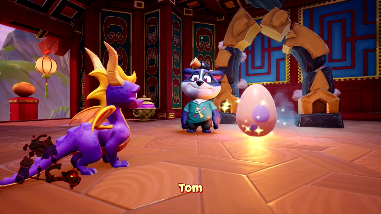 Spyro 3 Year Of The Dragon Reignited Trilogy Part 17 Bamboo Terrace