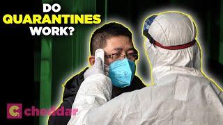 Will A Quarantine Prevent The Spread Of Coronavirus? - Cheddar Explains