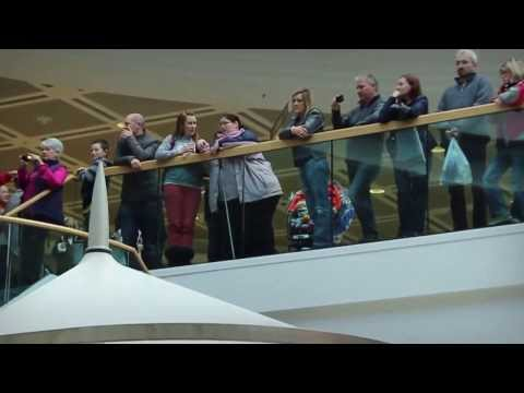 Flashmob - Eastgate Shopping Centre, Inverness