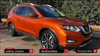 2019 Nissan Rogue SL – The Family Friendly Choice