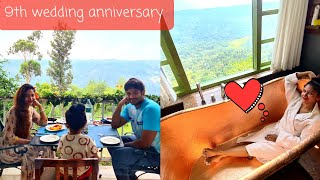 9th wedding anniversary special |The stunning SpiceTree Munnar|best boutique resorts in india|part 1
