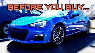 5 Major Problems You Need To Know About The BRZ/FRS/86 (13/14 MY)