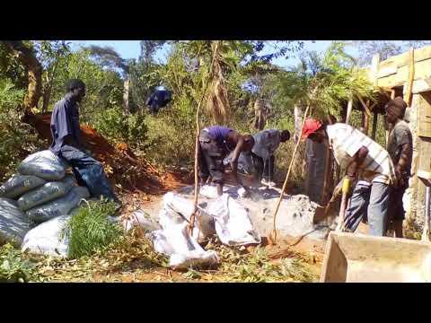 Building a House in Kenya 🇰🇪 East Africa Pt 24