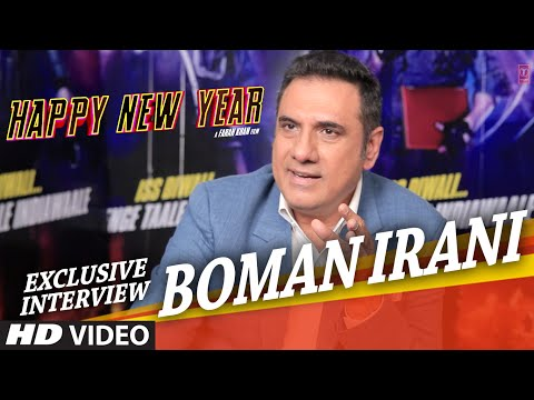 Exclusive: Boman Irani Interview | Happy New Year