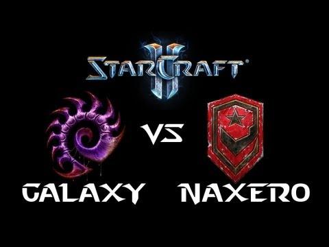 StarCraft 2 - Galaxy [Z] vs NaXerO [T] (Commentary)