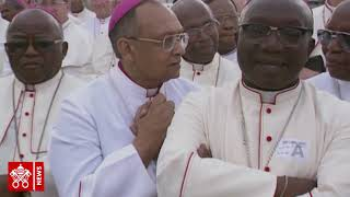 Vatican Radio celebrates 70 years of English Africa Service