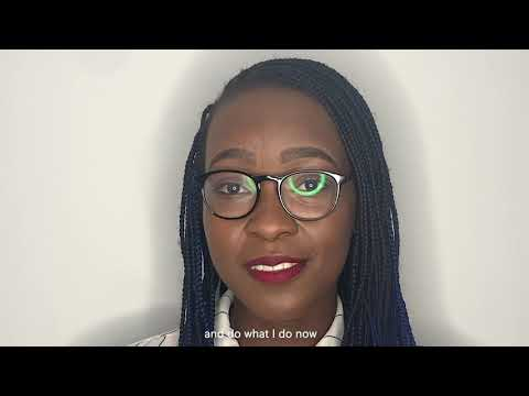 Rolls-Royce | UK Black History Month - Meet Anesu
