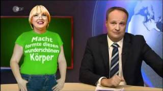 Claudia Roth - Meinung ist egal - Hauptsache `s bringt `ne gute Quote