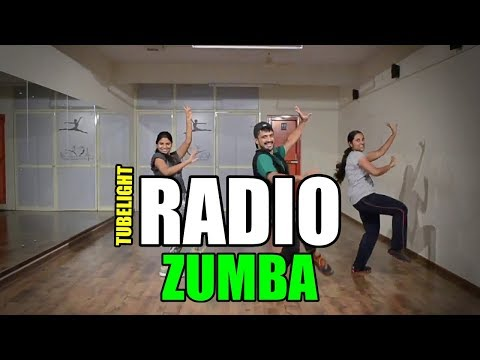 Tubelight – RADIO SONG | Zumba Choreography | H2O Studioz