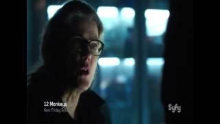 12 обезьян / 12 Monkeys (1 сезон, 4 серия) - Промо [HD]