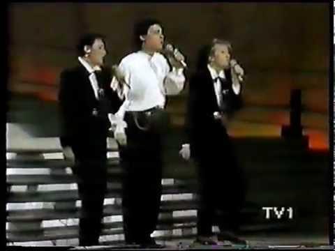 Grup Efekt - Camdan Bir Ev (1988 Türkiye Eurovision Elemeleri)