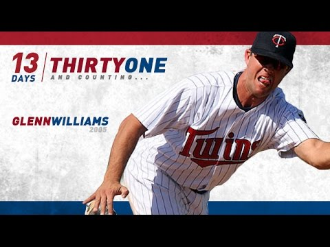 Glenn Williams MLB Highlights