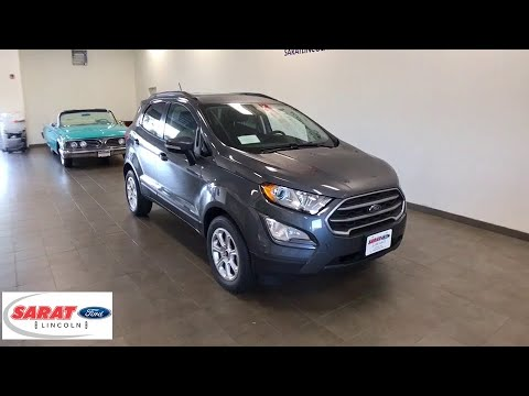2019 Ford EcoSport Westfield, Holyoke, West Springfield, Suffield, Agawam, MA Y0521
