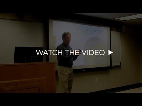Geordie Miller Presents on Startup Branding at Temple University's Fox School of Business