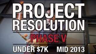 Mustang Project Resolution 2013: Phase 5 of 8 - Eastwood