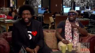The Roots' Questlove And Black Thought Freestyle