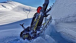 Ski-Doo 850 Summit X Blue Bird Day