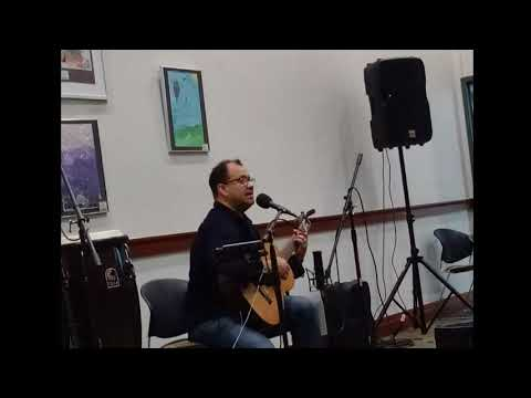 "Jeffra - ""Yo No Se Que Pasara"", Puerto Rico Symposium, Kelly Leadership Center, Manassas, VA"