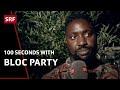 Capture de la vidéo Bloc Party: 100 Seconds With Kele Okereke