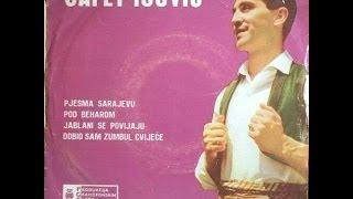 Pjesma Sarajevu - Safet Isović / ansambl Radojka i Tine Živković - EP album 1965