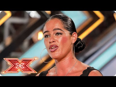Can Tracy Leanne Jefford prove she's ready for stardom? | Auditions Week 3 | The X Factor 2017