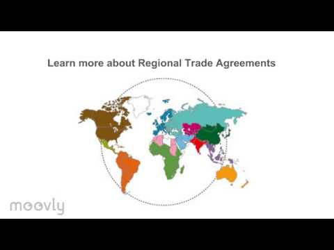 Regional Trade Agreements Youtube