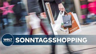 FDP FORDERUNG: Verkaufsverbot an Sonntagen soll gelockert werden
