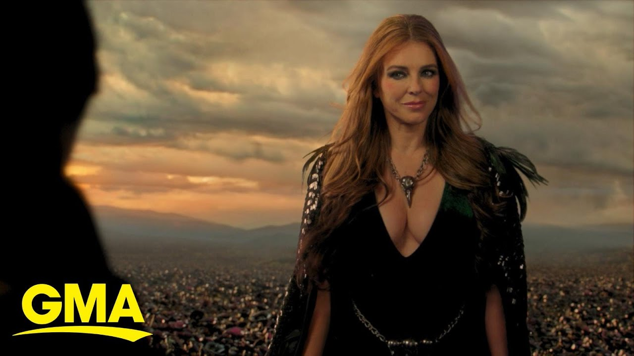 Elizabeth Hurley Takes An Evil Turn In Powerful New Role -4636
