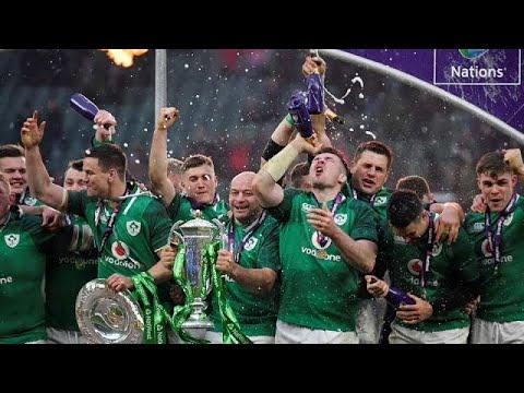 İrlanda kupayı kaptı