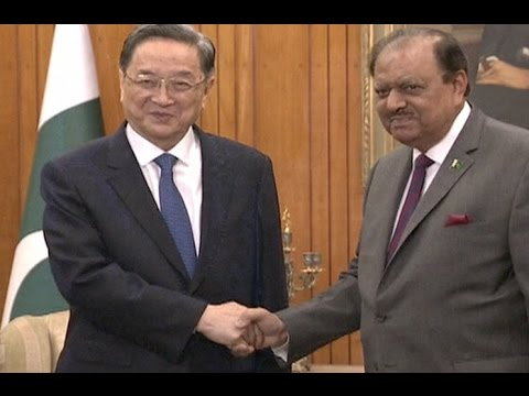 China, Pakistan Pledge to Promote All weather Strategic Cooperative Partnership