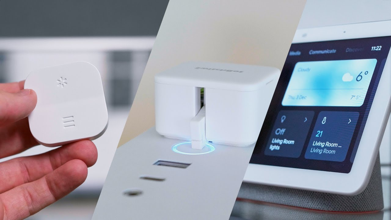 12 Home Automation Ideas for your APARTMENT   Smart Home Tour 10