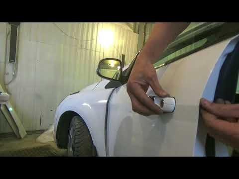 Как снять-поставить наружные дверные ручки. Ford Focus II рестайлинг