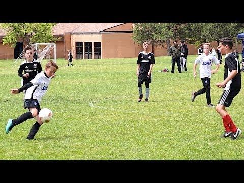 ⚽️2 Goals at Soccer Championship Final 2019 ⚽️ Utah Surf 07 vs Utah Arsenal FC 07