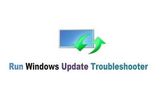 How to  Run Windows Update Troubleshooter in Windows 10