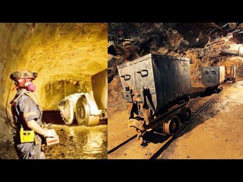 3 Miners Trᶐppèd Underground At AngloGold Ashanti Obuasi Mines