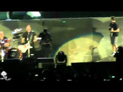 The big 4 Metallica - Hit the lights (06-07-2011 Milano Italia)
