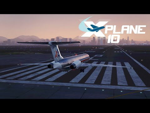 New X-Plane Mobile MULTIPLAYER Update - The Best FREE Mobile Flight Simulator