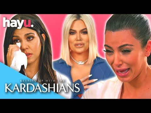 Kardashian BREAK UPS 💔| Keeping Up With The Kardashians