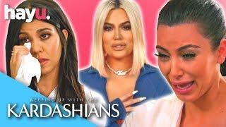 Kardashian BREAK UPS 💔| Keeping Up With The Kardashians