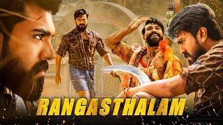 Rangasthalam Hindi Dubbed Full Movie Review and facts   Ram Charan   Samantha   Rangasthalam Movie