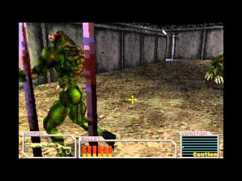 Resident Evil Survivor Parte 4: Sorpresas y mas sorpresas...