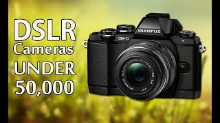 Best DSLR Cameras Price in Pakistan (Under 50,000)