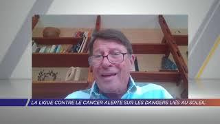 Yvelines | La ligue contre le cancer alerte sur les dangers liés au soleil