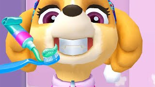 PAW Patrol: A Day in Adventure Bay Everest, Chase, Rubble All Pups in Action Nick Jr HD