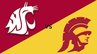 Free College Football Picks - Washington State vs. USC - 9/21/18