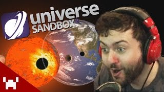A MILLION MOONS! (Universe Sandbox 2)