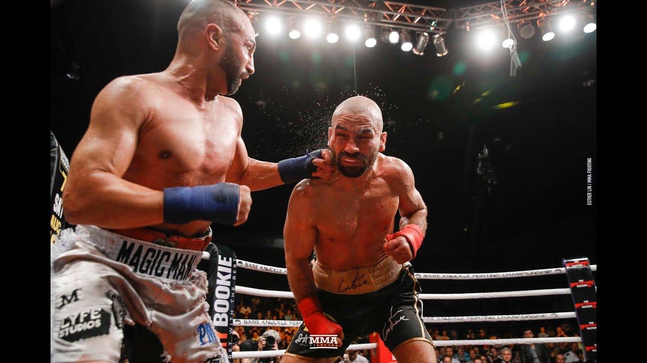 Artem Lobov vs. Paulie Malignaggi BKFC 6 Highlights - MMA Fighting