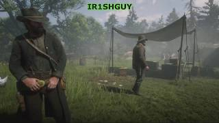 The Irish Outlaw in Red Dead Redemption 2 with Ir1shguy [XBOX]